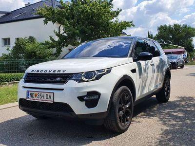 gebraucht Land Rover Discovery Sport TD4 HSE Luxury Aut.