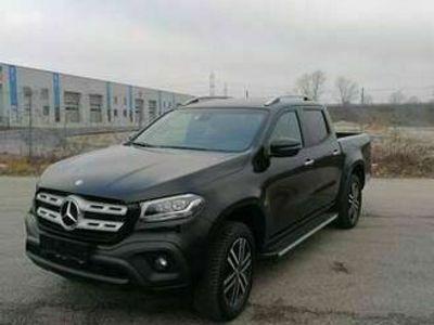 gebraucht Mercedes X250 d 4MATIC Progressive Aut. Allrad LED Navi Kamera