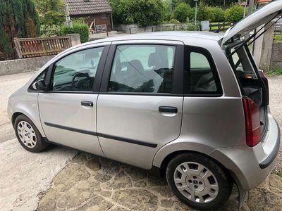gebraucht Fiat Idea Jtd Klein-/ Kompaktwagen