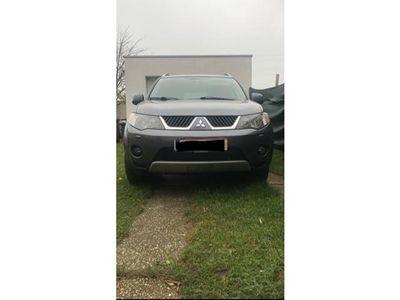 brugt Mitsubishi Outlander Kombi / Family Van,