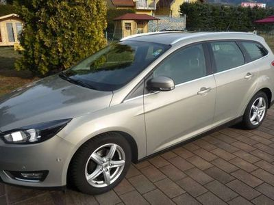 gebraucht Ford Focus Traveller iConic 1,0 EcoBoost