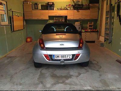 gebraucht Ford StreetKa Ka 1,6 Cabrio / Roadster,