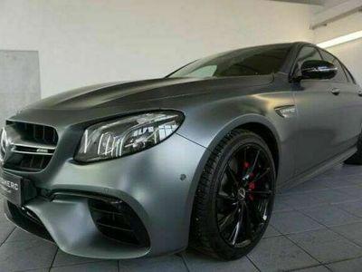 gebraucht Mercedes S63 AMG E 63 AMG Mercedes-AMG E4MATIC+ Autom.