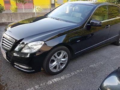 used Mercedes E300 Avantgarde BlueEfficiency CDI Aut.