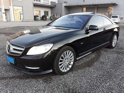 gebraucht Mercedes CL500 CL-KlasseBlue Efficency Aut. Sportwagen / Coupé