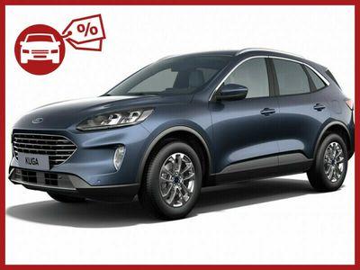 gebraucht Ford Kuga 2,5 Duratec FHEV Ttianium X Aut. | STAHL W20