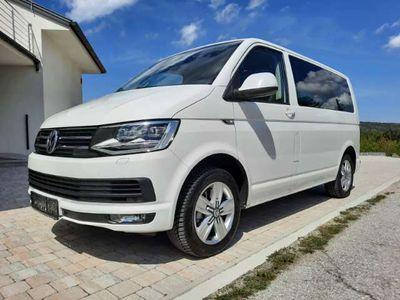 gebraucht VW Multivan T6Comfortline 2,0 TDI 4Motion LED