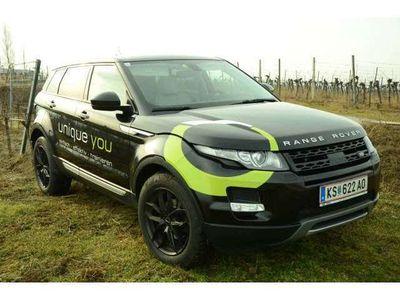 gebraucht Land Rover Range Rover evoque Prestige 2 SUV / Geländewagen