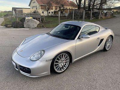 gebraucht Porsche Cayman S 3,4 Sportwagen / Coupé
