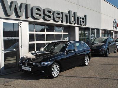 gebraucht BMW 318 3er-Reihe d xDrive Österreich-Paket Touring Kombi / Family Van,