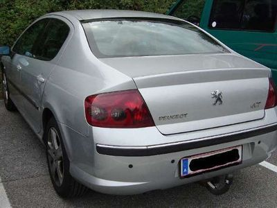 gebraucht Peugeot 407 Active Pro 2,0 HDI 136 (FAP)