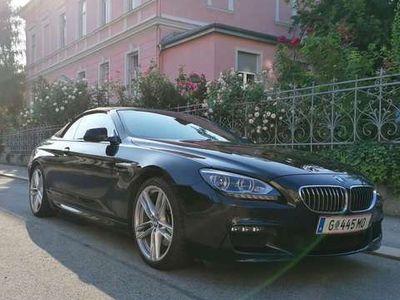 gebraucht BMW 640 Cabriolet 6er-Reihe Cabrio Diesel Allrad (F12) xDri
