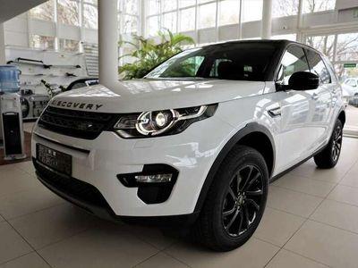 gebraucht Land Rover Discovery Sport 2,0 TD4 150 4WD SE LP: 60.830.--
