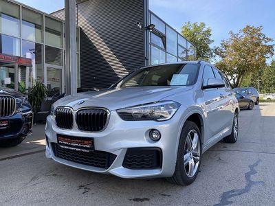 gebraucht BMW X1 sDrive18d M Sport Aut., LKHZ, AHK, Navi, ISO... SUV / Geländewagen