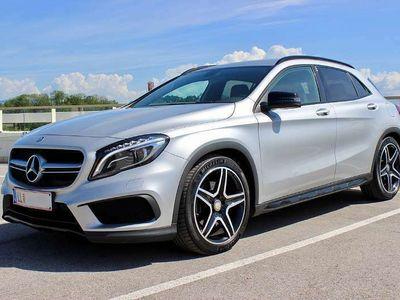 gebraucht Mercedes GLA250 GLA-KlasseAut. SUV / Geländewagen