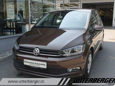 gebraucht VW Touran Trendline 1,6 SCR TDI Kombi / Family Van
