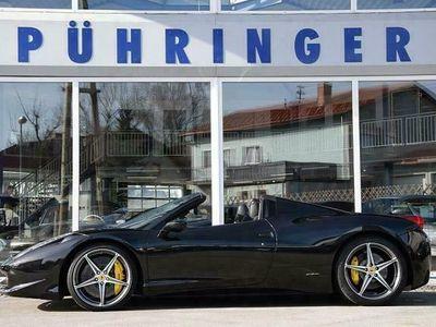 gebraucht Ferrari 458 Spider *Lifting*Kamera*LED Lenkrad*