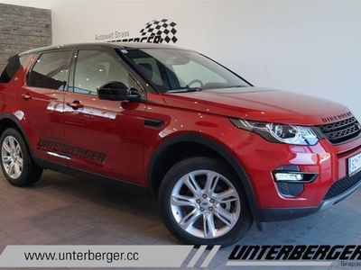 gebraucht Land Rover Discovery Sport 2,0 TD4 150 4W
