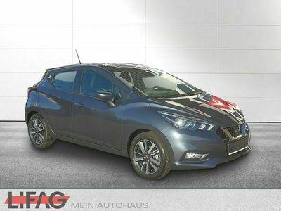 gebraucht Nissan Micra 09 IG-T Acenta *Navi Sitzheizung Kamera*
