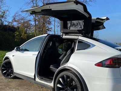 gebraucht Tesla Model X 90D - Free Supercharging SUV / Geländewagen