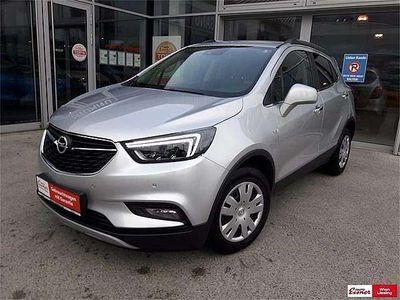 brugt Opel Mokka X 1,6 CDTI Innovation Aut. SUV / Geländewagen,
