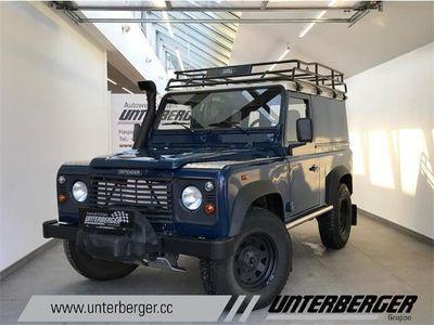 gebraucht Land Rover Defender 90 Hard Top