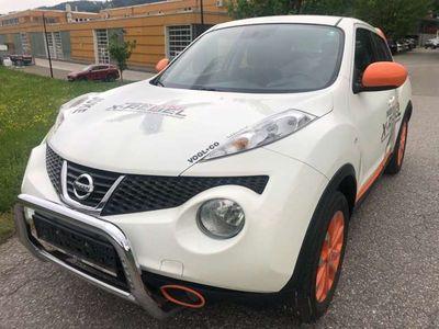 gebraucht Nissan Juke 1,5 dCi n-tec