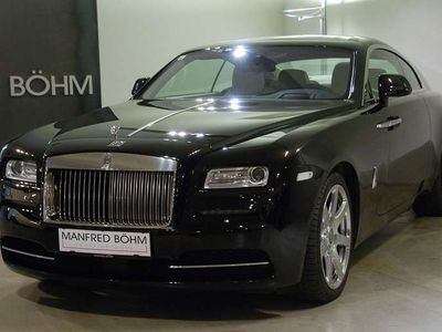 gebraucht Rolls Royce Wraith V-12 Coupe !! Sonderfarbe !! Sportwagen / Coupé