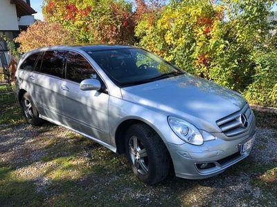 gebraucht Mercedes R320 R-KlasseCDI 4matic lang Kombi / Family Van
