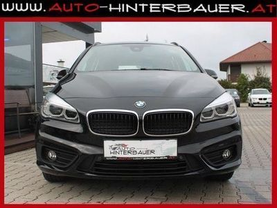 brugt BMW 218 Gran Tourer 2er-Reihe d *Navi, PDC, LED-Scheinwerfer* Kombi / Family Van,
