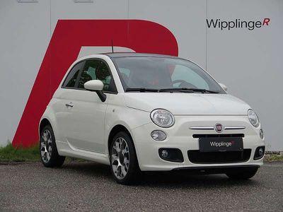 used Fiat 500S 500 1,2 69
