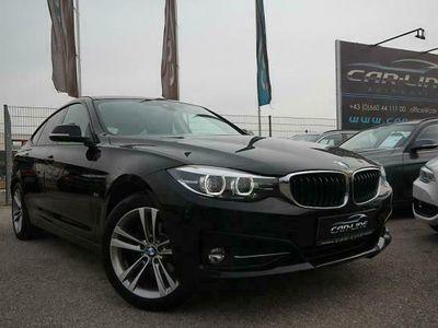 gebraucht BMW 318 Gran Turismo 318 d GT Sport Line Aut.|LED|Navi|R...