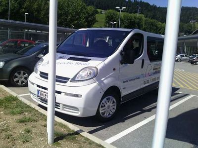 gebraucht Opel Vivaro Tour L1H1 1,9 DI 2,7t kurz