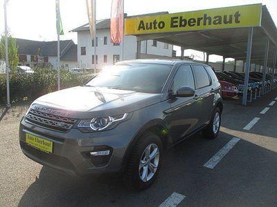 brugt Land Rover Discovery Sport 2,0 TD4 4WD SE *Navi *Xenon SUV / Geländewagen,
