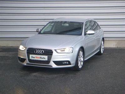 used Audi A4 Avant 3.0 TDI quattro