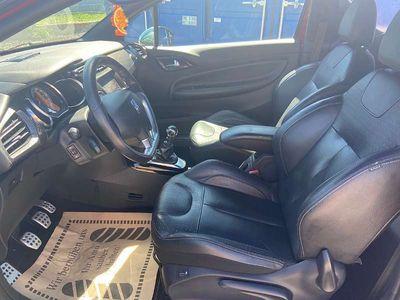 gebraucht Citroën DS3 1,6 16V THP Sport Chic Leder Navi Limousine