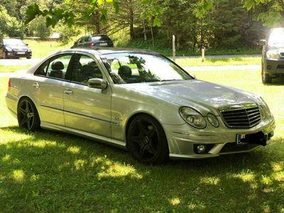 gebraucht Mercedes E500 Avantgarde AMG