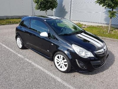 used Opel Corsa 1,4 Color, OPC Line, Navi