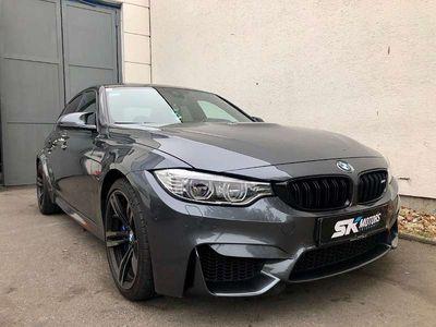 gebraucht BMW M3 M-DKG Aut. (F80) Finanzierung