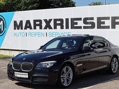 gebraucht BMW 740 d xDrive Österreich-Paket Aut. | M-Paket | Sitzlüftung | Standheizung | Abstandstempomat