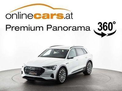 gebraucht Audi E-Tron - S-LINE MATRIX-LED LUFT ASSISTENZ RFK PANNORAMA NAV