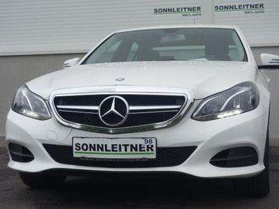 brugt Mercedes E200 BlueTEC Automatik