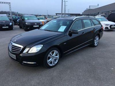 gebraucht Mercedes E300 Avantgarde CDI Aut.