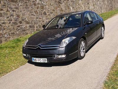 gebraucht Citroën C6 2.7 Hdi Exclusive Voll Limousine