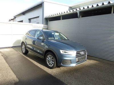 brugt Audi Q3 2.0 TDI quattro intense