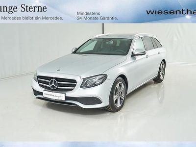 gebraucht Mercedes E220 T Austria Edition Avantgarde 4MATIC