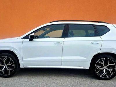 gebraucht Seat Ateca 2,0 FR 4WD TSI DSG