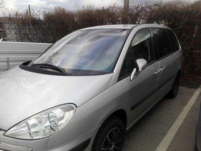 gebraucht Peugeot 807 HDI110 Kombi / Family Van