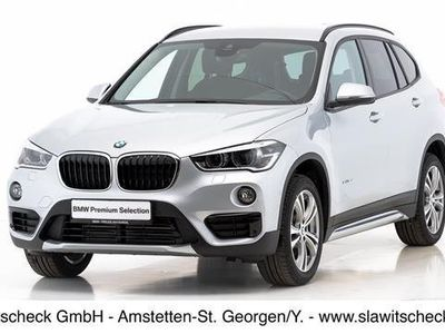 brugt BMW X1 xDrive18d Sport Utility Vehicle