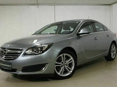 gebraucht Opel Insignia 1,6 SIDI Turbo Ecotec Cosmo Aut.